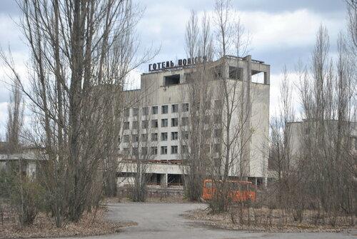 Первомайск VS Чернобыль