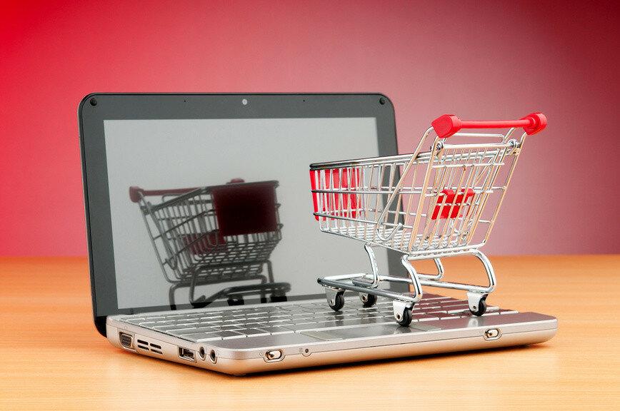 Доля продаж продуктов питания через интернет в России на сегодня невелика
