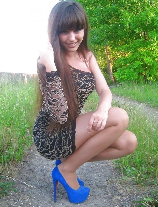 Девушки с красивыми ногами