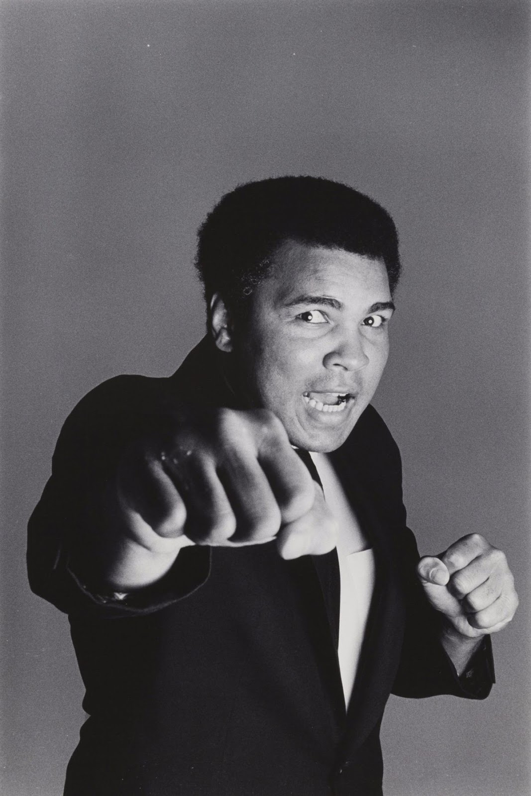 Mohammad Ali.