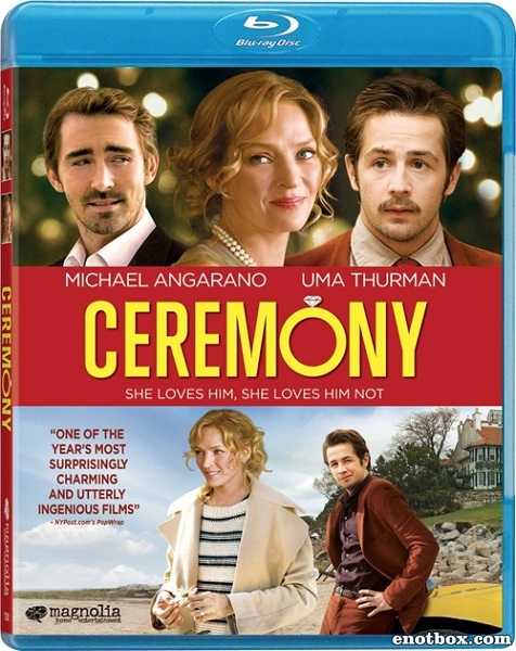 Свадьба / Ceremony (2010/BDRip/HDRip)