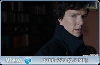 Шерлок (4 сезон: 1-3 серии из 3) / Sherlock / 2017 / ДБ (Первый канал) / HDTVRip + HDTV (720p) + (1080i) + (1080p)