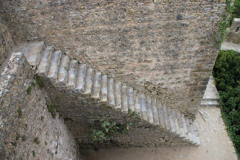 Обидуш, крепостная стена (Obidos, fortification wall)