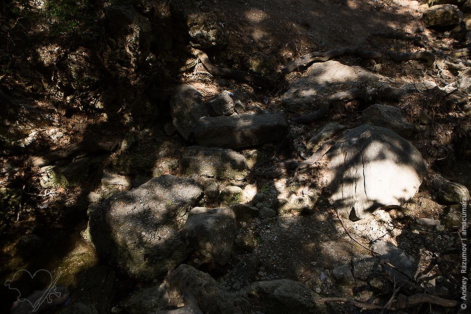 Семь источников на острове Родос