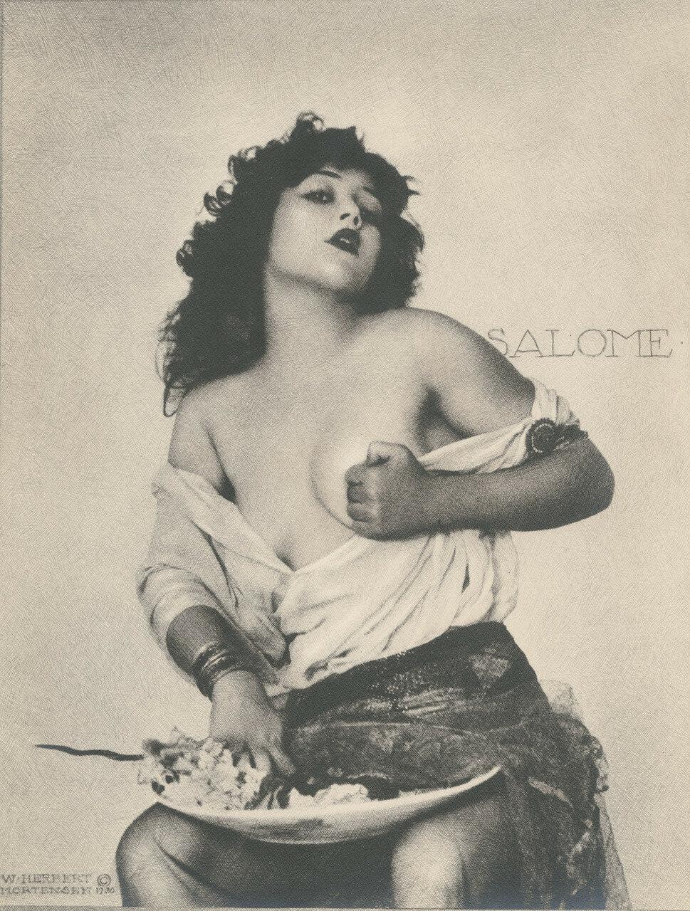 1936. «Мадонны и монстры». Саломея