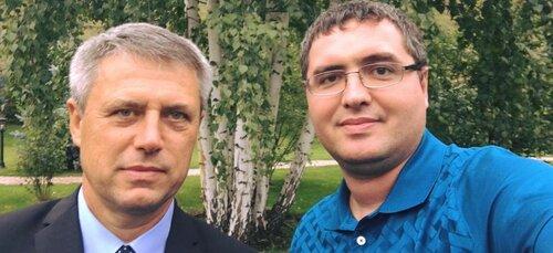 Дмитрий Чубашенко дал интервью