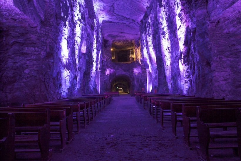 Salt Cathedral of Zipaquirá | Catedral de Sal de Zipaquirá |