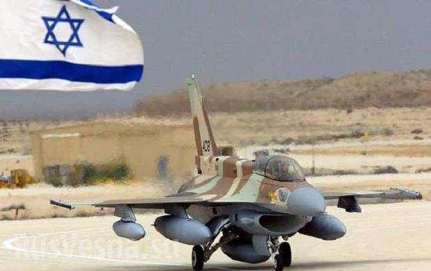 Необъявленная война: Военные Асада сбили самолет ВВС Израиля (видео)