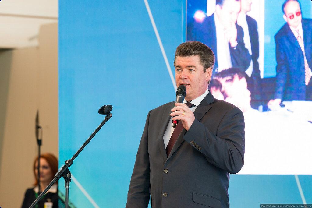 Заместитель руководителя Росавиации по лётной работе Олег Георгиевич Сторчевой