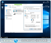 Windows 10 Enterprise 2016 LTSB 14393.105 x86/x64 RU Lite v.12 by naifle