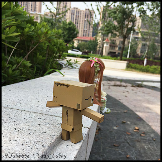 Danbo and Lati Yellow