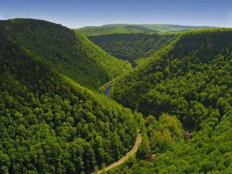 Прекрасная Америка: 50 штатов в удивительных фотографиях