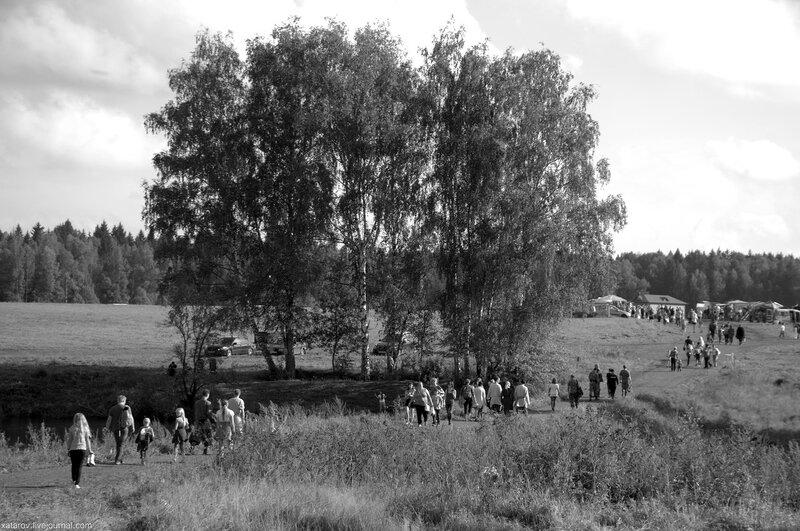 X Фестиваль исторических клубов Воиново поле, 2016