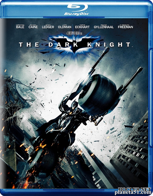 Темный рыцарь / The Dark Knight (2008/BDRip/HDRip)