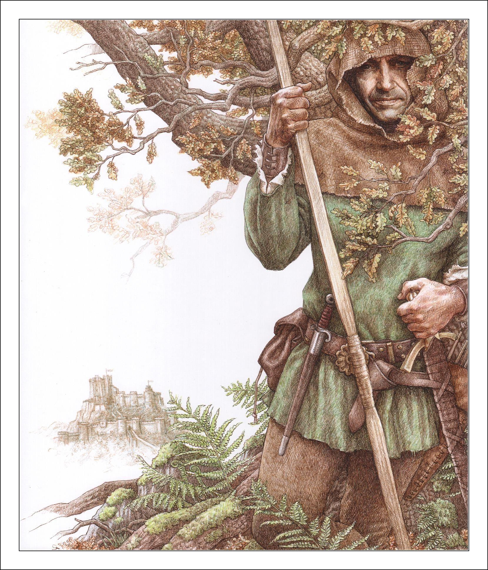 Anne Yvonne Gilbert. Robin Hood