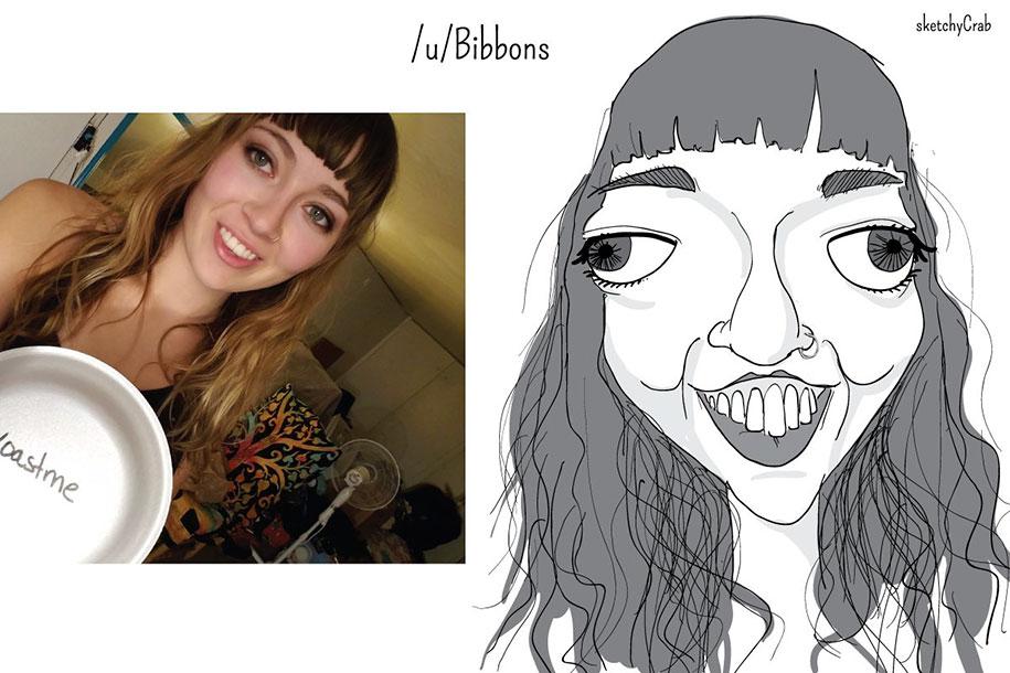 Художник-карикатурист нарисовал пользователей Reddit, подчеркнув все самое худшее (15 фото)