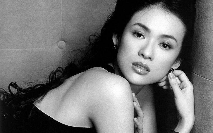 Пожалуй, одна из самых известных западному зрителю актрис из нашего списка. Китаянка Чжан Цзыи обрел