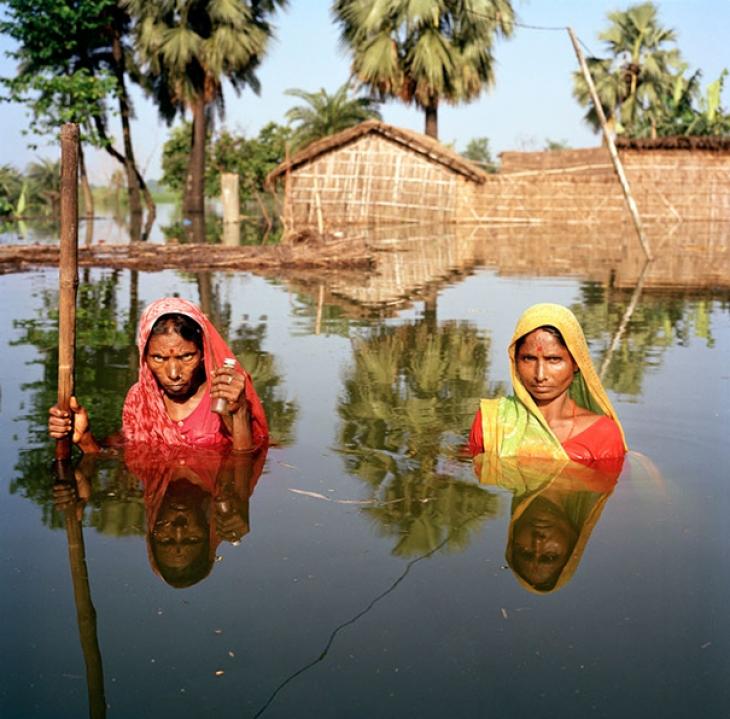 Индия, август 2007. Чинта и Самундри Дави.