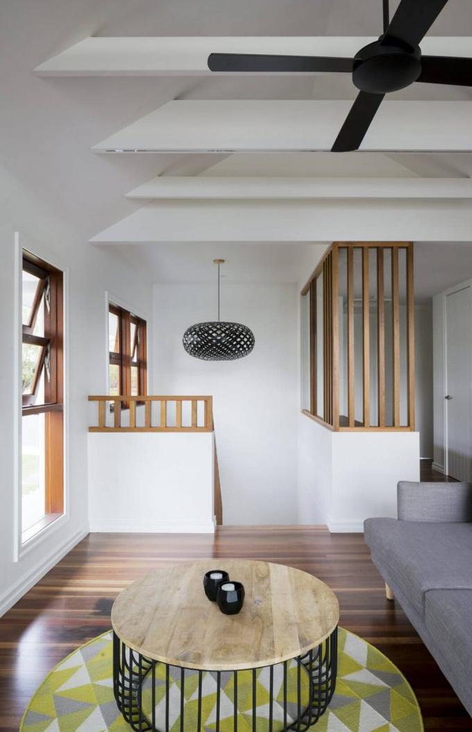 Редизайн дома пятидесятых от Studio 15b