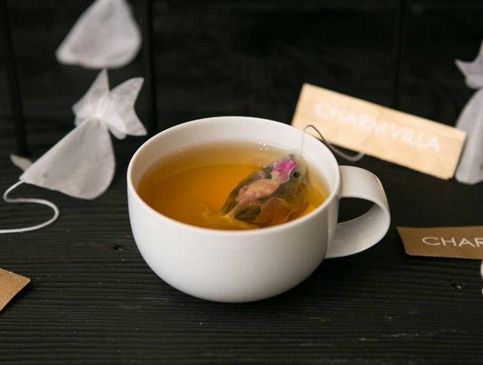 Чайная рыбка