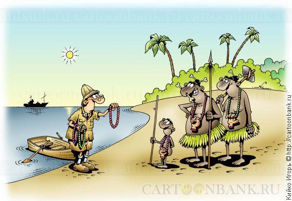 Карикатуры Игоря Кийко (8 фото)