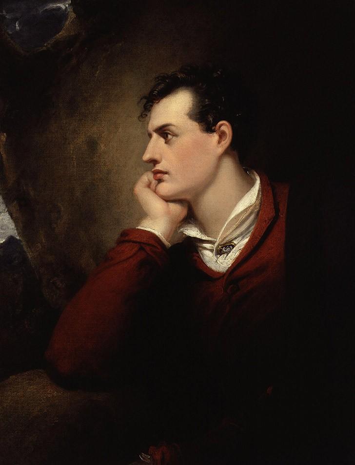 9. Лорд Байрон. Распутный поэт, о котором говорили «безумный, плохой и опасный» Где же Лорд Байрон н