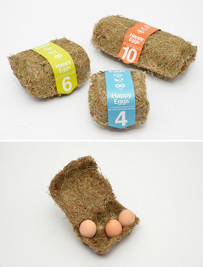 Упаковка для яиц.
