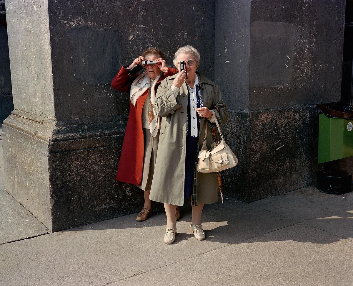 5. Сиена, 1983. (Charles Traub)