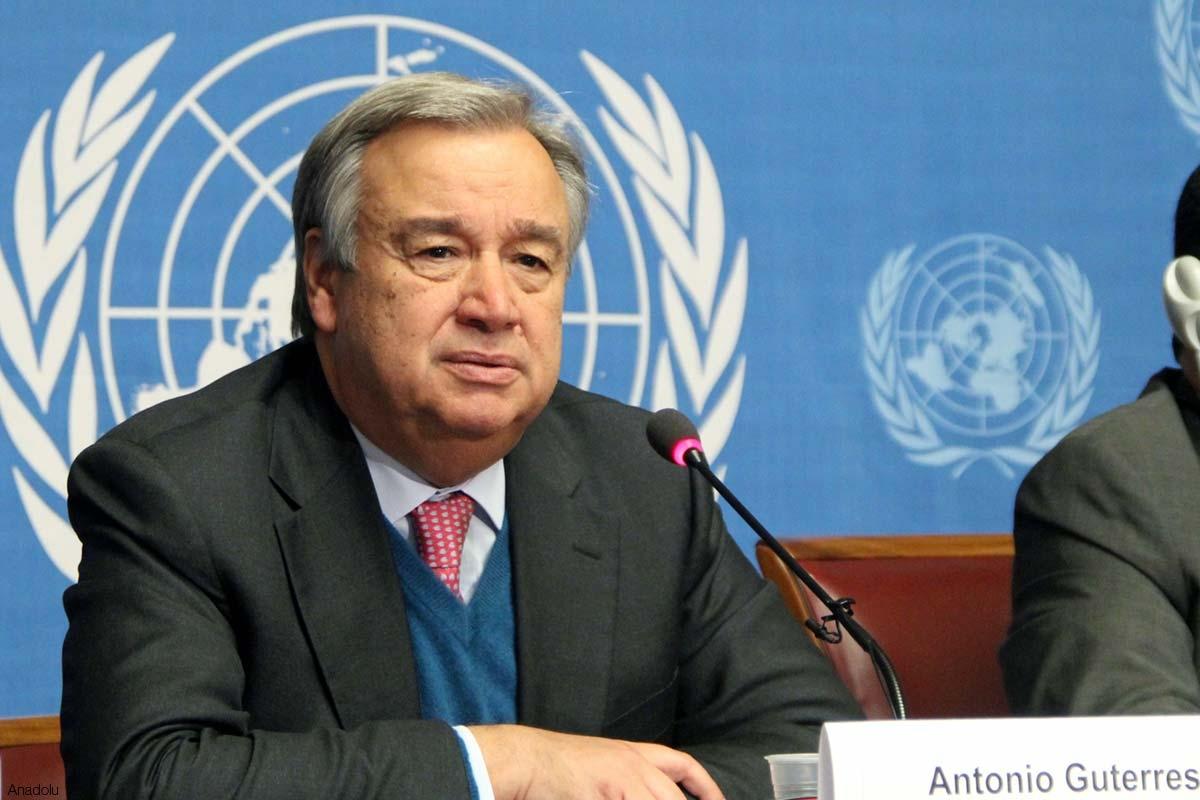 Впервом туре выборов генерального секретаря ООН победил португалец Антониу Гутерреш