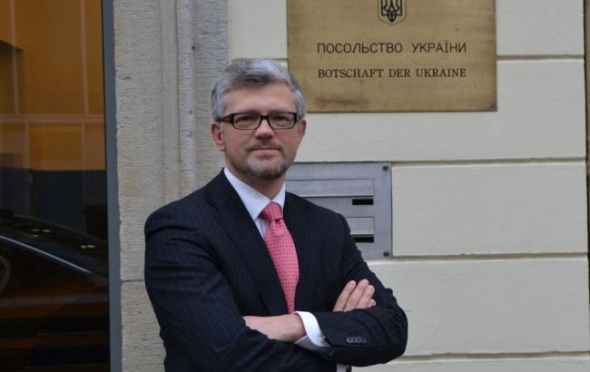 РФможет выполнить очередное вторжение в государство Украину изКрыма,— посол вФРГ