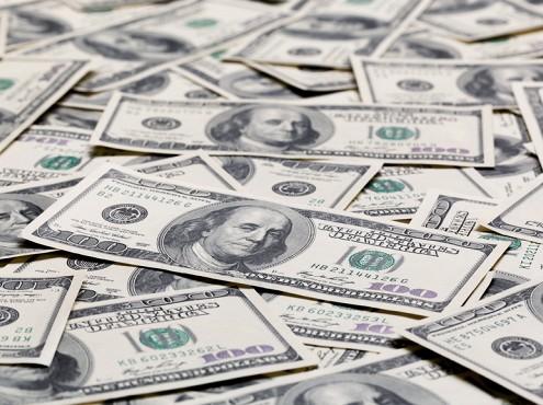 Международные резервы Российской Федерации уменьшились на0,7 млрд долларов