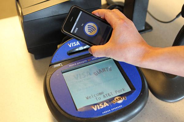Картами Visa уже впервом зимнем месяце можно будет платить со телефона