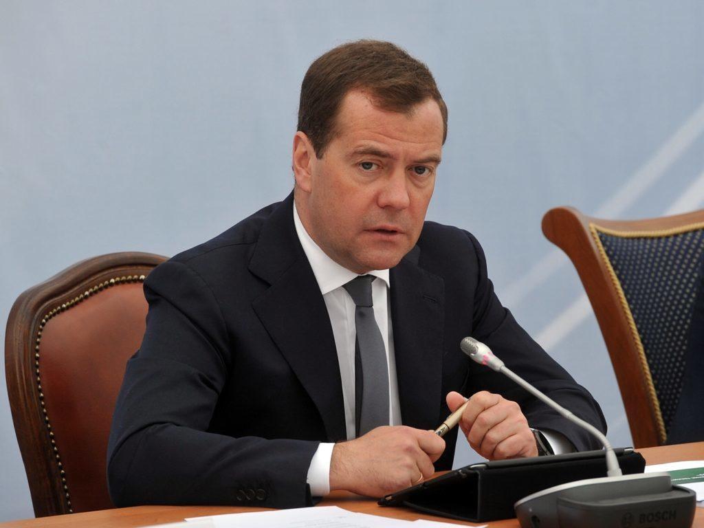 Медведев: в РФ несобираются допечатывать деньги, чтобы неразгонять инфляцию