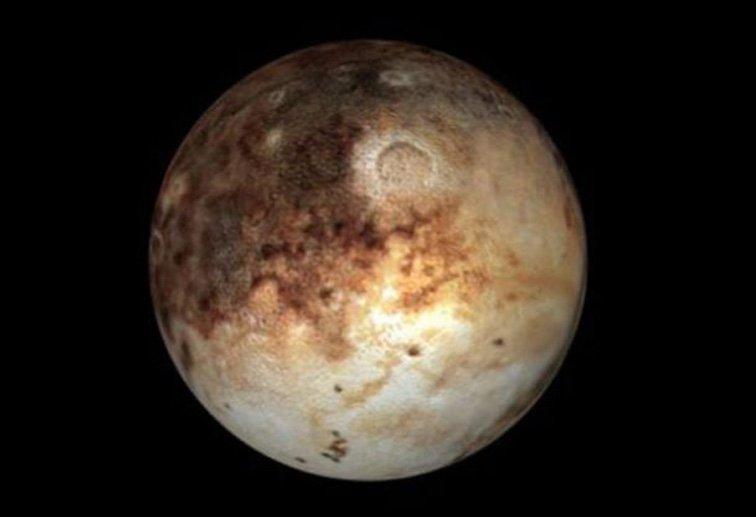 Ученые: Плутон производит таинственное рентгеновское излучение