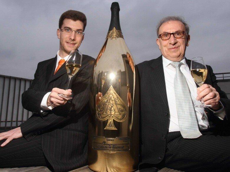 Armand de Brignac Midas – $215000 алкоголь, стоимость
