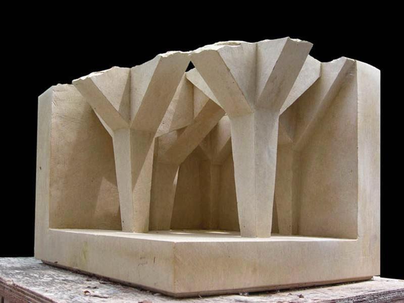 Beautiful Miniature Stone Sculptures By Matthew Simmonds