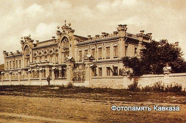 Мужская гимназия (сейчас средняя школа №1)