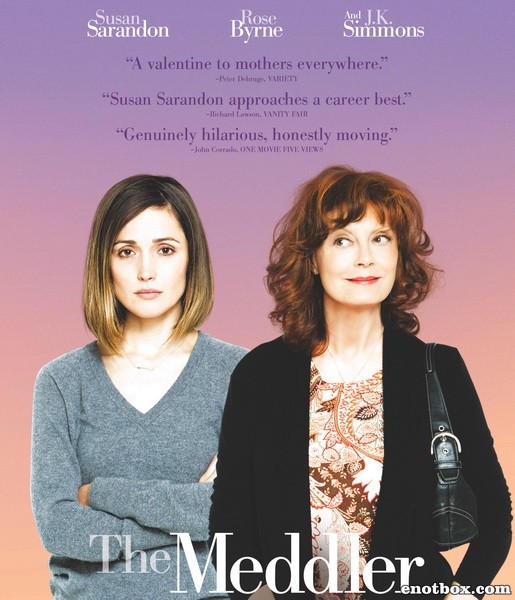 Назойливая / The Meddler (2015/BDRip/HDRip)