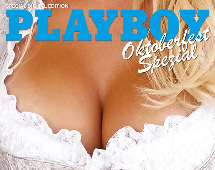 Playboy Germany - Oktoberfest 2014 Special Edition