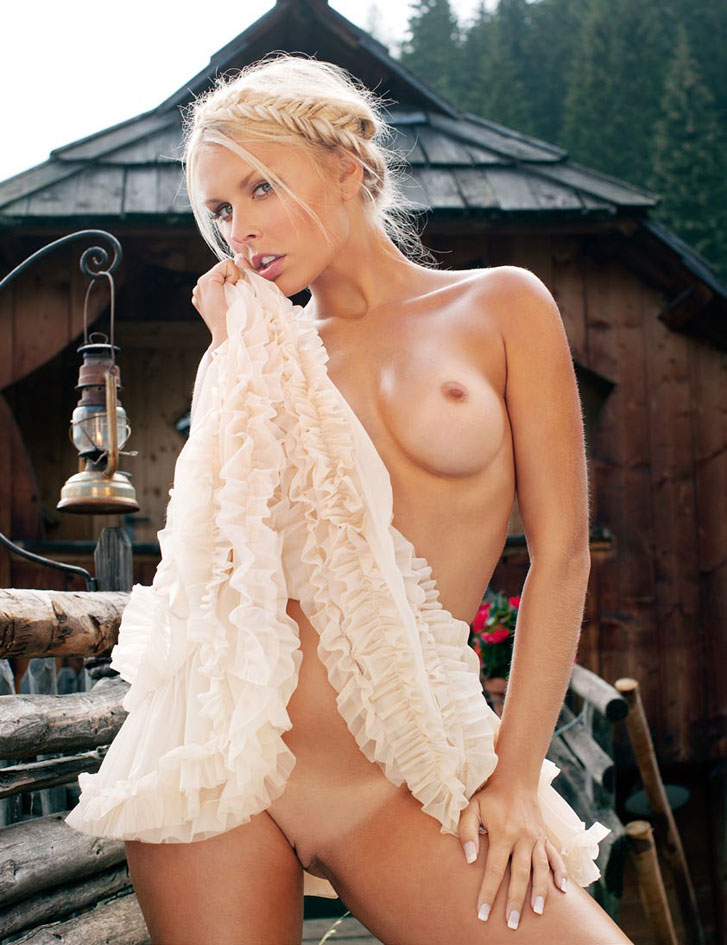 Denise Cotte / Playboy Germany - Oktoberfest 2014 Special Edition