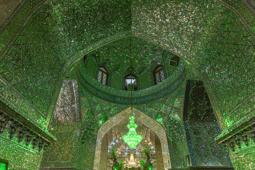 Иран в картинках: Пустыни и крепости