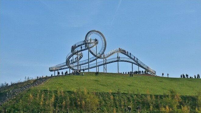 Лестница Тигр и черепаха. Германия