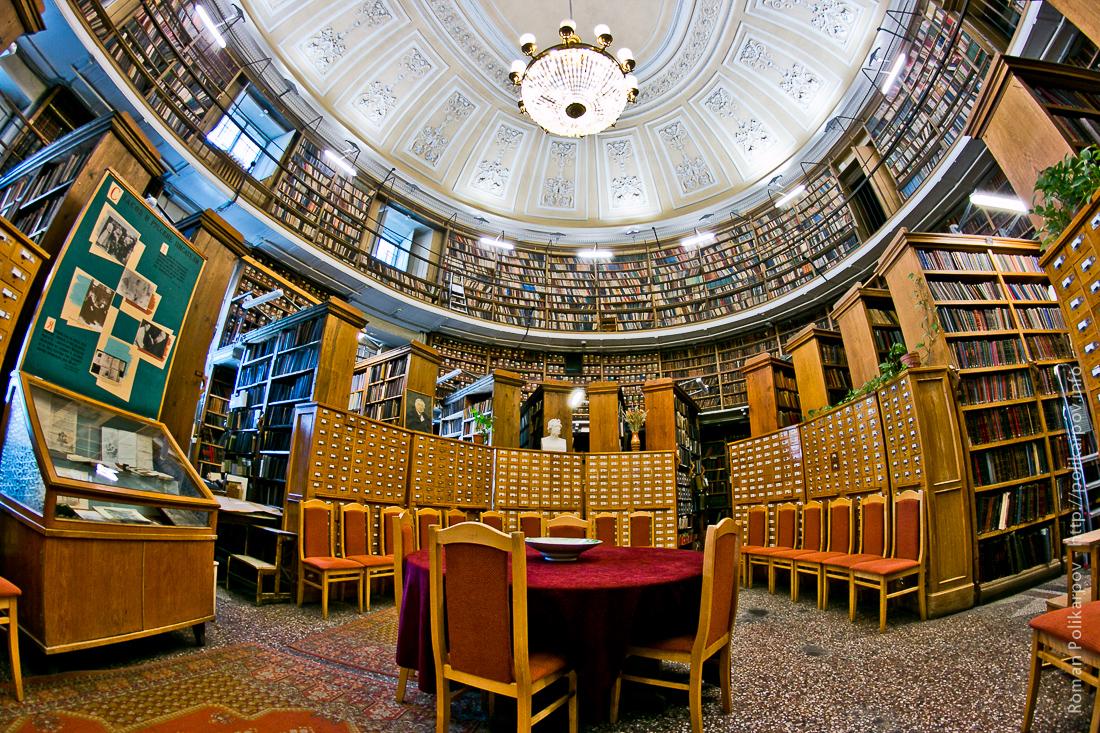 Фото библиотек россии