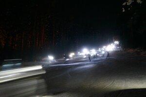 Нижний Тагил,гора Долгая,лыжи,Первая лавина