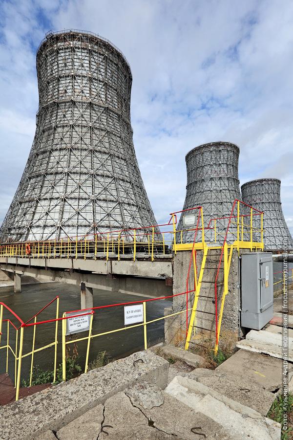 нововоронежская аэс градирни 3 4 энергоблок