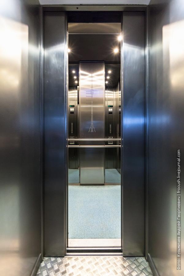 останкинская башня лифт