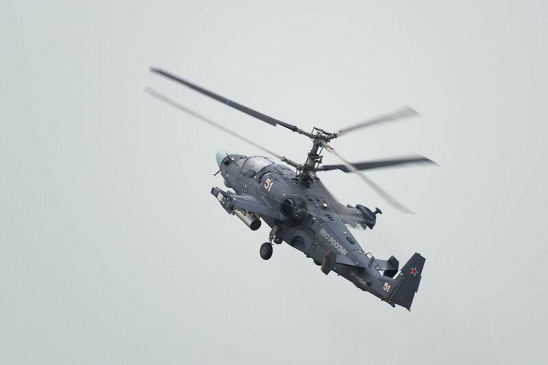Камов Ка-52 (RF-91341 / 51 белый) ВКС России 048_D804066