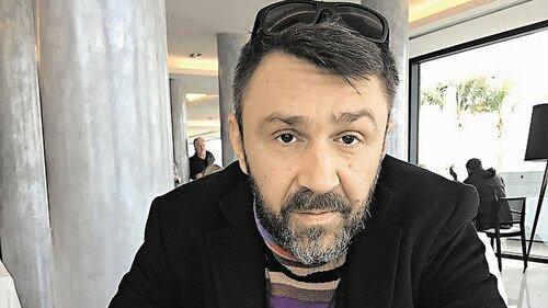 Лидер группировки «Ленинград» готовится к собственной выставке