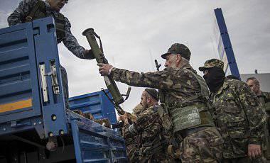 Боевики продолжают вести огонь по позициям сил АТО на Луганщине. За сутки - 10 обстрелов, - ОВГА