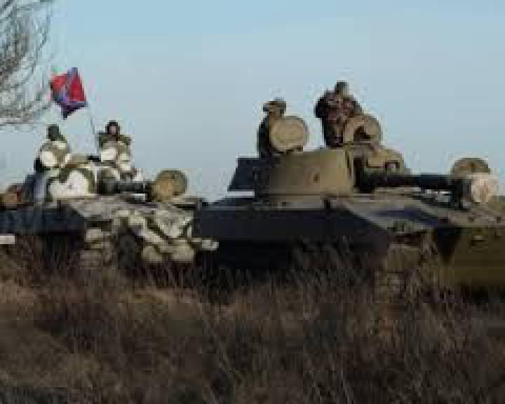 """В """"ДНР"""" население пугают скорым наступлении украинской армии, - Тандит"""